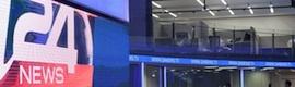 El nuevo canal israelí i24 News opta por Brightcove para su emisión digital 24 horas