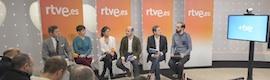Nace +TVE, la primera aplicación de segunda pantalla para grabar vídeos de Televisión Española en directo y compartirlos en redes sociales