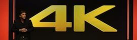 Amazon pretende producir series y películas en 4K en 2014