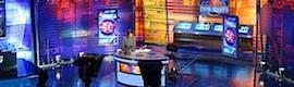 Los nuevos centros de producción en HD de ESPN contarán con equipamiento de Grass Valley