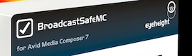Eyeheight lanza BroadcastSafeMC, un plug-in legalizador para Media Composer