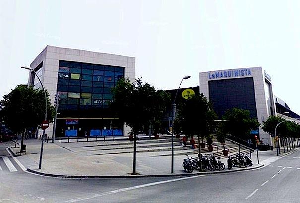 Dolby y cinesa presentan el cine del futuro en la maquinista - Centro comercial maquinista barcelona ...