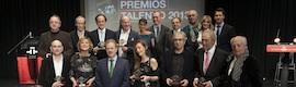 La Academia de Televisión entrega sus Premios Talento