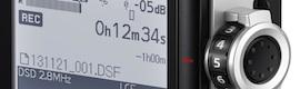 Sony lanzará en 2014 el grabador lineal PCM portátil con memoria Flash, PCM-D100