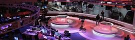Al Jazeera opta por el formato XDCAM HD 422 a 50 Mbps. en sus informativos