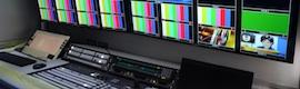 Eurocom entrega una unidad móvil HD de ocho cámaras en el Caribe