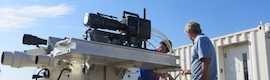 La NASA emplea en sus lanzamientos la cámara FT-One 4K de For-A