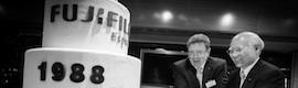 Fujifilm España celebra su 25º aniversario