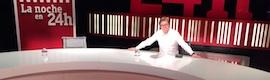 'La Noche en 24h' se emitirá una vez al mes desde Barcelona
