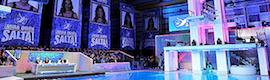 Telecinco inicia junto a Cuarzo-DLO la producción de la segunda edición de '¡Mira quién salta!'