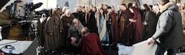 'Romeo y Julieta', la nueva serie de Mediaset, rodada con Sony CineAlta