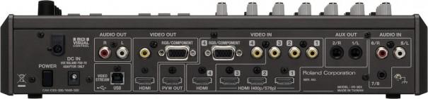 Roland VR3-EX
