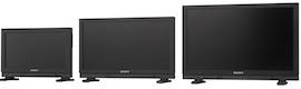 Sony presenta los monitores LCD multiformato, delgados y ligeros, con paneles LCD Full HD