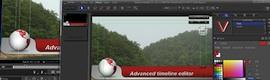 Techex comercializa el software de efectos de titulación no lineal VisTitle para Edius