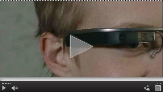 Accenture Google Glass