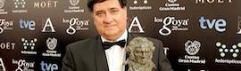 """""""Lo más complicado fue rodar en la Puerta del Sol"""", reconoce Carlos Bernases, director de producción de 'Las brujas…'"""