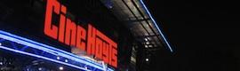Hoyts migra sus 127 salas en Chile a proyección digital con Christie