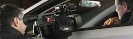 La película alemana 'Lebensfreunde', rodada en 4K, produce su making of con la JVC GY-HM600
