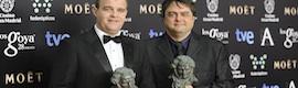 Juan Ramón Molina y Ferrán Piquer logran el Goya a los mejores efectos especiales por 'Las brujas de Zugarramurdi'