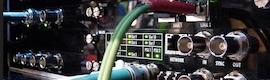 TVE apuesta por la transmisión y recepción de señales mediante fibra óptica MediorNet para sus móviles en informativos