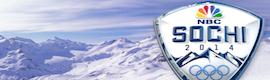 Los sistemas gráficos Lyric PRO junto a Mosaic XL de ChyronHego ofrecerán gran vistosidad a la emisión de NBC en Sochi 2014
