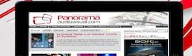 Panorama Audiovisual bate récord histórico en audiencia alcanzando 65.303 visitantes únicos mensuales