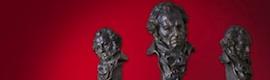 Todo a punto para la entrega de los Goya 2014