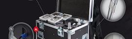 Robe compra a GDS su gama de soluciones para iluminación LED portátiles