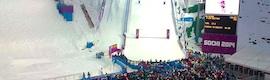 Ericsson facilita a NBC Olympics en Sochi 2014 soluciones para adquisición de contenido, intercambio y distribución