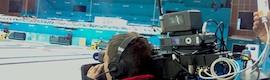 Integrated Microwave Technologies enlaza una treintena de cámaras en Sochi