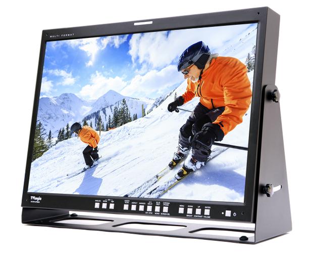 Los monitores TvLogic darán soporte a la calibración de
