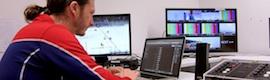AJA Technology ayudó al Comité Paralímpico Internacional a ampliar la cobertura de los Juegos de Sochi