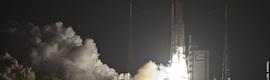 Ariane 5 pone en órbita los nuevos satélites Amazonas 4A y Astra 5B