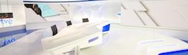 Un gran videowall 4K centra el nuevo plató del Telediario en TVE