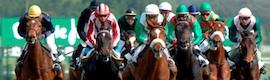 Videoreport renueva con SELAE la realización de las carreras de caballos