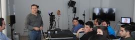Nacho Benítez acerca los secretos de la iluminación en un seminario de Moncada y Lorenzo