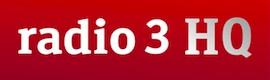 Radio 3 inicia sus emisiones en alta calidad en MPEG-1 Layer 2 a 320Kbps