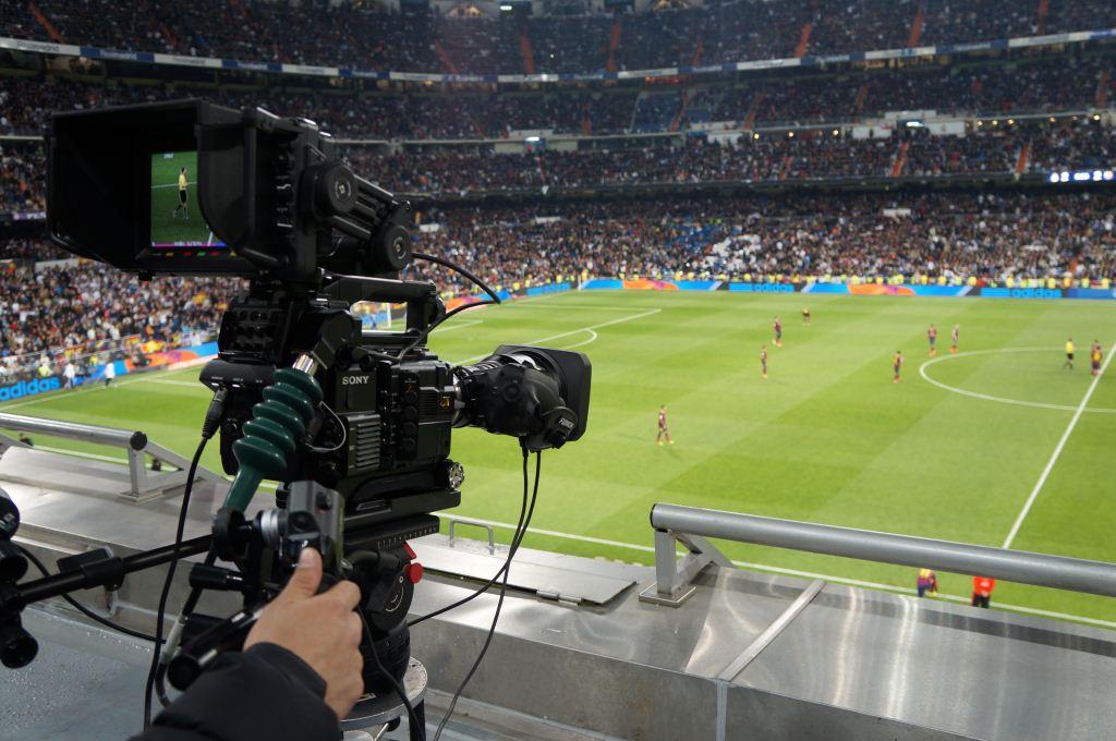 Las C 225 Maras 4k De Sony Capturaron El Derby Real Madrid Fc