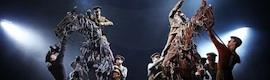 Sony rompe los límites tecnológicos con la primera retransmisión teatral a 4K