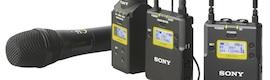 Sony estrena en Prolight + Sound la nueva gama de micrófonos digitales inalámbricos UWP-D