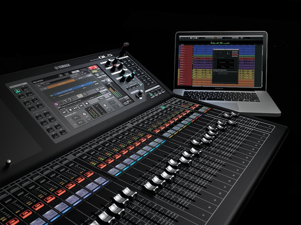 Yamaha launches at prolight sound their new digital for Yamaha ql 3
