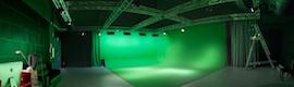 Estudio 3 Plató, un nuevo espacio en pleno centro de Madrid para producciones audiovisuales