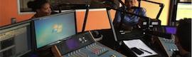 La sudafricana Mix FM renueva sus instalaciones con AEQ Arena