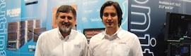 La integración AEQ-Kroma cumple perspectivas en su estreno en NAB 2014