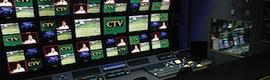 Sony y CTV se asocian para ofrecer unidades móviles de última generación en grandes acontecimientos deportivos