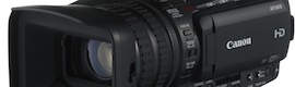 Canon actualiza el firmware de la XF205