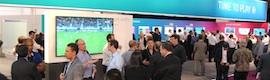 Ericsson anticipa en NAB su visión de la televisión del futuro
