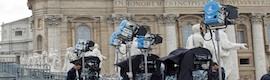 GlobeCast proporcionó numerosos servicios SNG con motivo de la canonización en el Vaticano