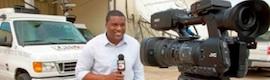 La ABC americana utiliza las cámaras JVC GY-HM650 para producción móvil de noticias vía redes 4G