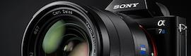 Así es la nueva cámara α7S de Sony, de objetivos intercambiables y fotograma completo